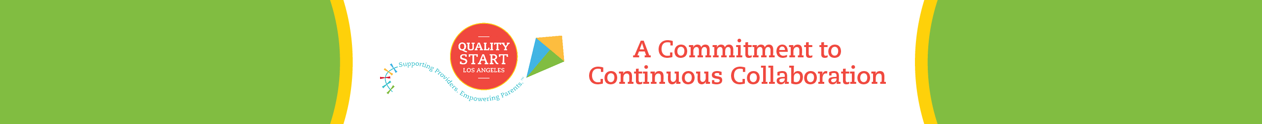 A commitment to continuous collaboration